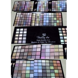 Trusa de Farduri 180 culori-PROFESSIONAL MAKE UP KIT