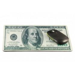 Mouse pad 100 dolari