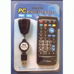 Telecomanda pentru laptop - PC Remote Controller + USB