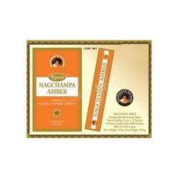 AMBER-Ppure Nagchampa -Betisoare Parfumate Premium