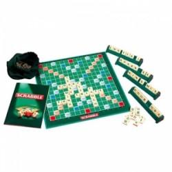 Scrabble ORIGINAL-cu saculet pentru piese