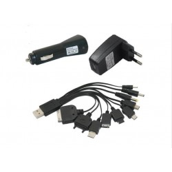 Incarcator Universal USB 14 In 1