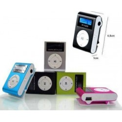 Mini MP3 Player Cu Ecran