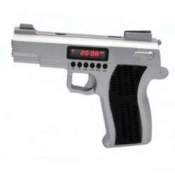 Radio FM - Boxa portabila pistol Gun Speaker