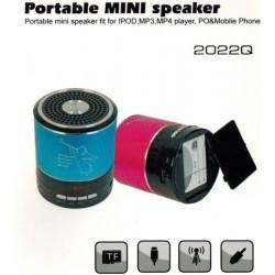 Mini - Difuzor portabil - 2022Q