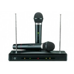 Set microfoane wireless AT-306