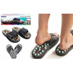 Papuci masaj + reflexoterapie Foot Reflex