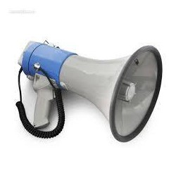 Portavoce/Megafon mare cu microfon extern