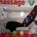 Husa de masaj-relaxare cu incalzire si perna de aer BYS-228