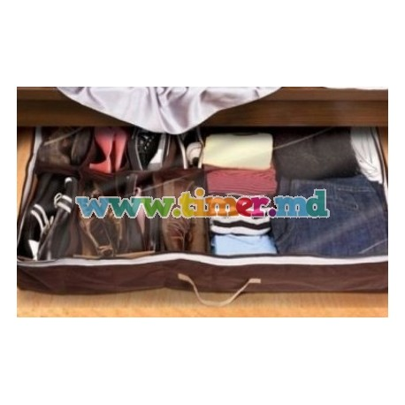 Organizator haine  clothes Under Vazut la TV