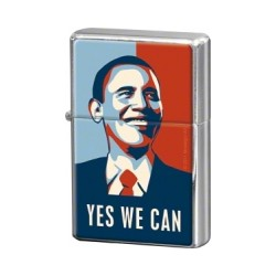 "Bricheta metalica ""Yes We Can!"""