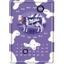 "Calendar metalic de birou ""Milka""(10/14cm)"