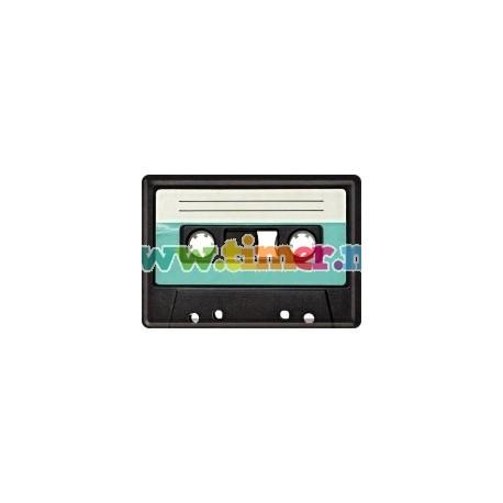 "Carte postala metalica ""Cassette Tape"""