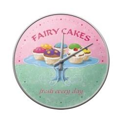 "Ceas de perete ""Fairy Cakes"""