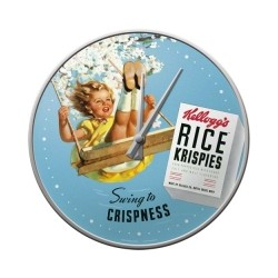 "Ceas de perete ""Kellogg's Rice Crispies"""