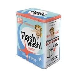 "Cutie metal L ""Flash Wash"""