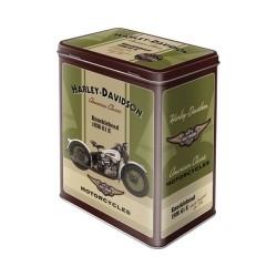 "Cutie metal L ""Harley-Davidson Knucklehead"""