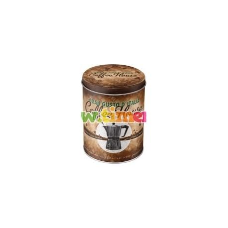 "Cutie metal rotunda ""Coffee House"""