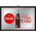 """Oglinda """"Coca-Cola"""""""
