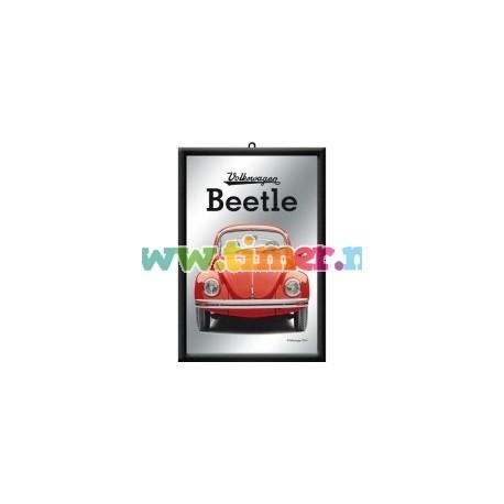 """Oglinda """"Volkswagen Beetle - Red"""""""