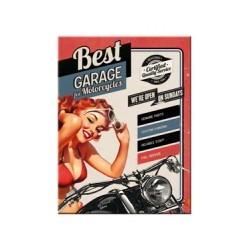 """Magnet """"Best Garage"""""""