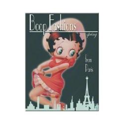 "Magnet ""Betty Boop - Paris """