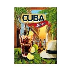 """Magnet """"Cuba Libre"""""""