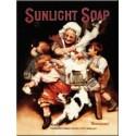 """Magnet """"Sunlight Soap"""""""