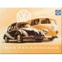 """Magnet """"VW Kafer & Bus"""""""