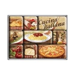 "Set magneti ""Cucina Italiana"""