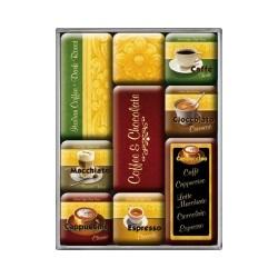 Set magneti Coffee & Chocolate