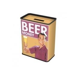 """Pusculita metal-""""Beer Money"""""""