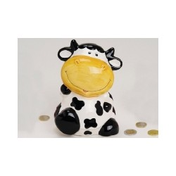 "Pusculita ceramica ""Vaca"""