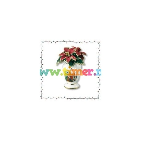 Vaza cu Craciunite