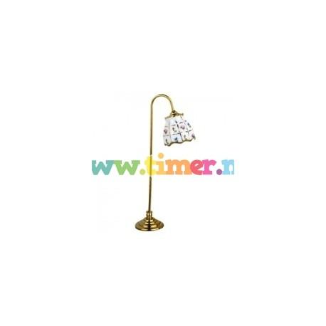 Lampadar Auriu