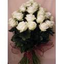 Buchet din 15 Trandafiri olanda (50-70cm)