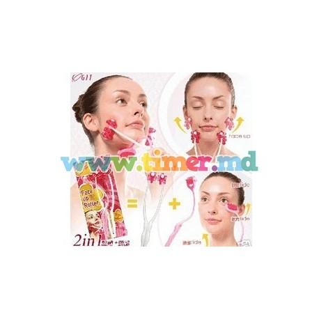 Instrument de masaj facial Face Up Roller
