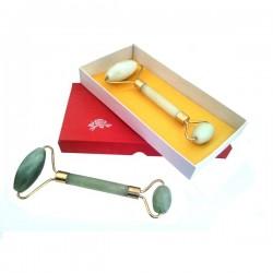 Instrument 002 masaj facial cu 2 role jad
