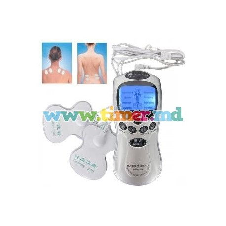Aparat de masaj cu electrostimulare