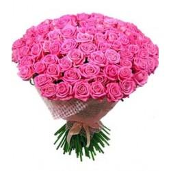 Buchet din 99 Trandafiri olanda (50-70cm)