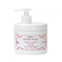 Crema de masaj cu Portocala, Unt de Shea, Migdale