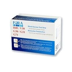 Teste glicemie Fora 50buc