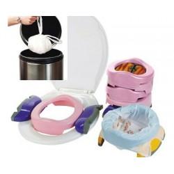 Toaleta portabila pentru copii N in 1