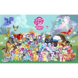 Puzzle Magic Pony