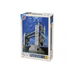 Puzzle 500 piese Tower Bridge - Londra 50328 AB 16