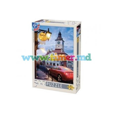 Puzzle 500 piese Brasov - Romania 63052 RM 06