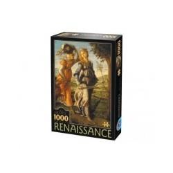Puzzle 1000 piese Sandro Botticelli - Judith 66954 RN 03