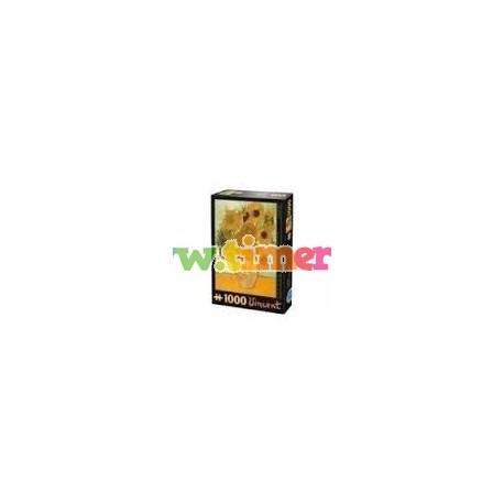 Puzzle 1000 piese Pieter Breughel cel Tanar - Vara 66947 BR 02