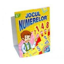 Jocul numerelor 62697 JN 01