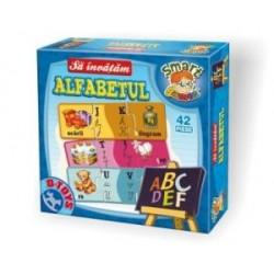 Sa invatam Alfabetul - Cutie mica 60310 SA 03